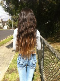 Bronzed ombré Cashmere Hair Clip-In Extensions http://www.cashmerehairextensions.com