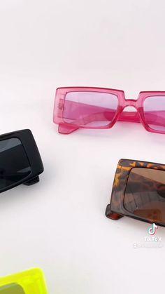 Ur Beautiful, Indie Girl, Rectangle Sunglasses, Sunglass Frames, Black Girls, Baddies, Sunnies, Trendy Fashion, Cloths
