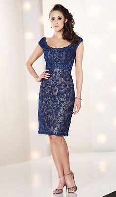 Social Occasions by Mon Cheri Dress 212814 - French Novelty