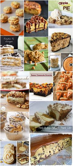 Farewell, Mrs. Smith's! 20 Popular Dessert Recipes for Thanksgiving