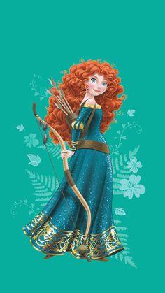 coloring of princesses disney merida - Bing images All Disney Princesses, Disney Princess Quotes, Princess Cartoon, Disney Characters, Disney Quotes, Brave Merida, Disney Mural, Disney Art, Disney Family
