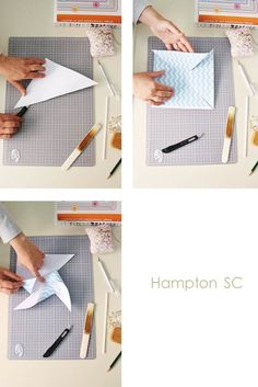 DIY Pinwheel  paper