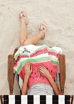 watermelon skirt!
