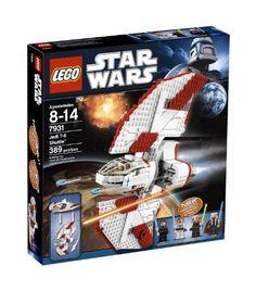 LEGO Star Wars T-6 Jedi Shuttle 7931 LEGO http://www.amazon.com/dp/B004478GOC/ref=cm_sw_r_pi_dp_NdANtb0EBEMSPGAC