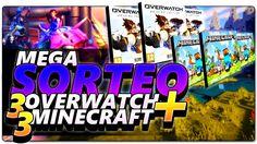 ¡Ayúdame a ganar 3 keys de Overwatch y otras 3 de Minecraft! ^^