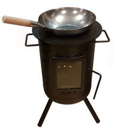 Eastern style wok in de kookkachel de brander special. Happy new year China! De wok is gemaakt van onbehandeld zacht plaatstaal dus de traditionele uitvoering zonder teflon of andere chemische behandelingen. Charcoal Grill, Grilling, Bbq, Outdoor Decor, China, Home Decor, Natural, Cooking, Charcoal Bbq Grill