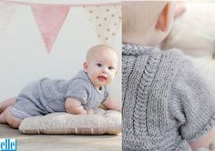 Jumper & Shorts Brand: Elle Count: Yarn: Babykins Size From: Birth Size To: 12 months Jumper Shorts, Baby Patterns, Baby Knitting, Birth, Baby Kids, Kids Rugs, Yarns, 12 Months, Knits
