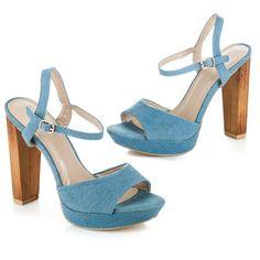 Rifľové sandále GE028BL