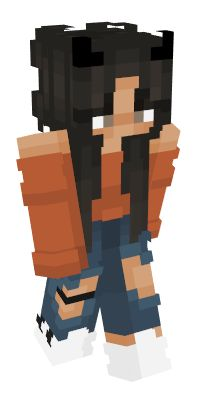 Check out our list of the best Girl Minecraft skins. How To Make Minecraft Skins, Minecraft Skins Female, Minecraft Skins Cute, Minecraft Skins Aesthetic, Cute Minecraft Houses, Cool Minecraft, Minecraft Buildings, Minecraft Banner Designs, Minecraft Banners