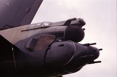 B52 rear turret. Knew they used to have them but have never seen one.