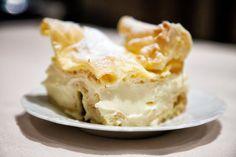 Carpathian Mountain cake - Karpatka - Ania's Polish Food Recipe #12   In Ania's Kitchen