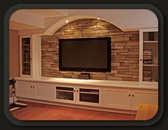 basement ideas: Basement Home Theater (basement ideas on a budget) Tags: basement ideas finished, unfinished basement ideas, basement ideas diy, small basement ideas basement+ideas+on+a+budget (living room fire place ideas entertainment center) Basement Renovations, Basement Ideas, Modern Basement, Basement Plans, Basement Storage, Basement Systems, Gray Basement, Basement Designs, Tv Storage