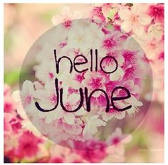 Hello June - and hello winter!