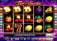 Fruit Sensation Deluxe грати на справжні гроші. Ігровий автомат Fruit Sensation Deluxe від компанії Novomatic - яскравий і якіснийонлайн слот. Він має не тільки сучасну графіку, але йвельми щедрі грошові призи. Тут вигідно грати на справжні гроші. До того жв будь-який час і абсолютно б�