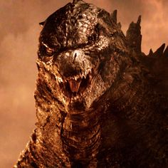 Pacific Rim Kaiju vs Godzilla 2014 (with a twist) - Battles - Comic Vine Pacific Rim Kaiju, Last Action Hero, King Kong Vs Godzilla, Godzilla Godzilla, Old Posters, Godzilla Wallpaper, Skull Island, Fantasy Creatures, Boruto