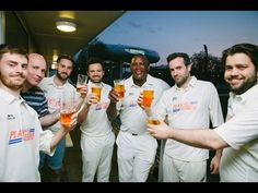 Stag do idea: Play with a Cricket Legend. A once in a lifetime opportunity to play cricket and share a drink with current and former professional cricketers, including England internationals such as Ryan Sidebottom, Devon Malcolm, Graham Thorpe or Darren Gough. Play an indoor 20/20 game or a full scale match, with the option of a batting or bowling masterclass, with your cricket heroes.