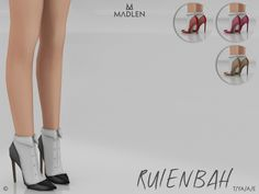 Female Shoes _ Boots The Sims 4 _ The Sims 4 Pc, Sims 4 Mm Cc, Sims Four, Sims 4 Cas, Sims 4 Cc Shoes, The Sims 4 Download, Mode Chic, Sims 4 Cc Finds, Sims Resource