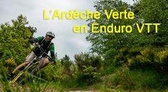 Après l'Ardèche Verte à vélo de route, voici une nouvelle sortie en enduro VTT sur cette même région décidément parfaite pour les cyclos. Parcours sportif entre Lalouvesc et Tournon sur Rhône (43 km, D+ : 880 m, D- : 1 850 m)