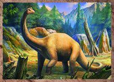 Trefl 4in1 Puzzle 35+48+54+70 Teile Dinosaurier (34249) in Spielzeug, Puzzles & Geduldspiele, Puzzles | http://nextpuzzle.de/detailview/Puzzle_4in1_Dinosaurier/172