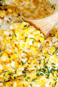 Creamed Corn - a Slow Cooker recipe | Boulder Locavore®