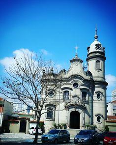 Igreja - Praça Cornélia - SP