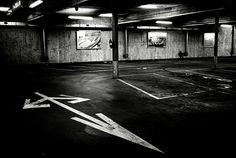 Untitled  Underground car park, Switzerland [2012]  Photographed by Yves Roy
