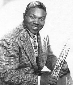 † Cat Anderson (William Alonzo Anderson) (September 12, 1916 - April 29, 1981) American trumpetplayer, o.a. for the Duke Ellington Orchestra.
