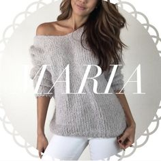 • Reserved • for Maria • Grey Puffy Sweater (S) Other