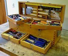 Resultado de imagen para carpenters toolbox