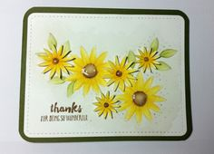 Stampin up, Grateful Bunch