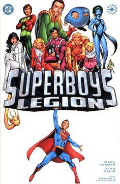 Superboy's Legion #1.