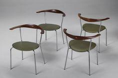 Wegner JH701 Vintage Furniture Design, Modern Furniture, Mid-century Modern, Modern Design, Mid Century Chair, Scandinavian Modern, Dining Chairs, Sofa, Hans Wegner