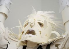 contemporary paper sculpture artists - Google Search