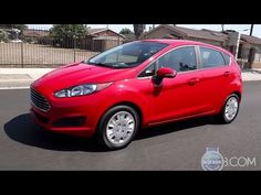 2016 Ford Fiesta Video Review and Road Test by Kelley Blue Book's Micah Muzio