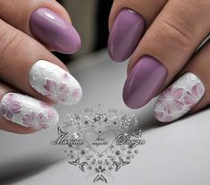 Spring nails Pinterest:@melissafilon1 Instagram:@melissafilion1
