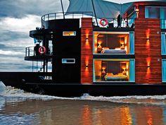 Honeymoon | Lua de mel em alto mar | Revista iCasei
