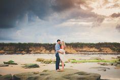 Sarah and Brandon Part 2--{ St. Augustine Wedding Photography}