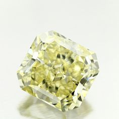 Shape: Radiant | Weight: 10.02ct | Color: Fancy Yellow | Clarity: VVS1 | LAB: GIA | Cert Link: http://download.certimage.com/Certificates/PP3638.pdf  #fancycolordiamonds #middiamonds #fancy #diamonds #diamond #mid #Radiant #GIA