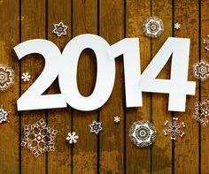 Happy New Years 2014 Wallkinds