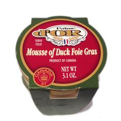 Mousse Foie Gras with Port Wine (3.1 oz) @ https://houseofcaviarandfinefoods.com/foie-gras/mousse-foie-gras-with-port-wine-3-1-oz-detail #caviar #blackcaviar #finefoods #gourmetfoods #gourmetbasket #foiegras #truffle #italiantruffle #frenchtruffle #blacktruffle #whitetruffle #albatruffle #gourmetpage #smokedsalmon #mushroom #frozenporcini #curedmeets #belugacaviar #ossetracaviar #sevrugacaviar #kalugacaviar #freshcaviar #finecaviar #bestcaviar #wildcaviar