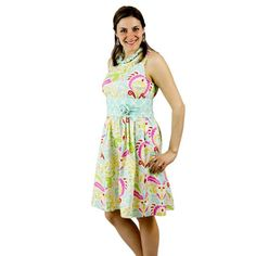 full skirt dress pattern