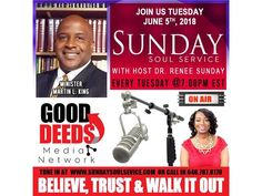 Topic: ENDURANCE THOUGH IT ALL with Minister Martin Luther King 06/05 by Good Deeds   Motivation Podcasts