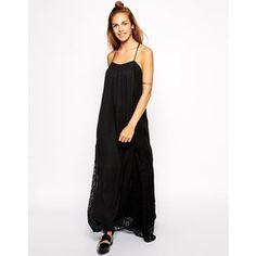 Greylin Kently Strappy Cami Maxi Dress