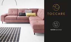 Gusto - kolekcia látok TOCCARE | sedackybeta.sk Couch, Furniture, Home Decor, Settee, Decoration Home, Sofa, Room Decor, Home Furnishings, Sofas