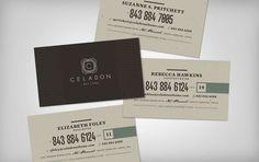 Celadon Identity #branding #identity