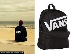 Rucksack Vans original Suivez moi:)!  #vans #vansoriginal #vansoffthewall #vanssk8 #style