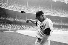 Mickey Mantle photo by John Dominis, 1965