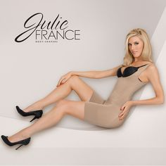 ee02e17640d Are you ready for the perfect fit  Then this body shaper by Julie France is  just the ticket. This seamless body shaper is frontless which allows you to  wear