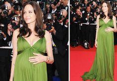 Moda Grávida: Vestidos de festa usados por famosas