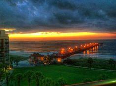 Springmaid Beach Resort Pier